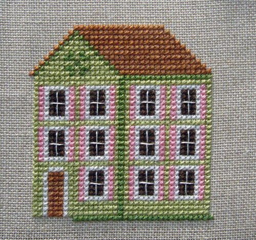 March Cottage - a little green house