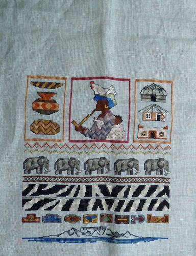 African Sampler - 20